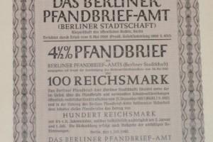 Pfandbrief-100Reichsmark-1940