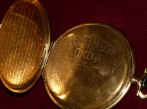 Omega arany hátoldal