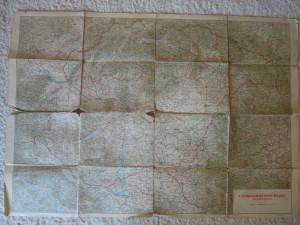 Csonka Magyarország térkép
