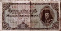 50 Pengő 1945 régi pénz