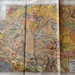 Magyarország Geológiai Térkép 1900 as évek