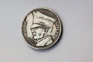 Adolf Hitler 5 RM 1935