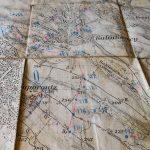 Bukovina Toporoutz I. Vh katonai térkép Ukrajna 1916