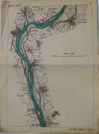 Dunamenti Fixpontok térkép