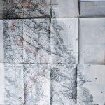I. Világháború katonai térkép Ukrajna