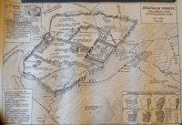 Jeruzsálem térkép Jézus Krisztus megtestesülésének idején hitoktatás céjára