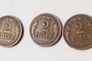 2 Fillér Magyar Királyság