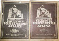 Egyetemes Történelmi Atlasz 1930-as évek