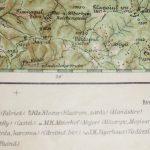 Nagyvárad és környéke térkép 1900-as évek