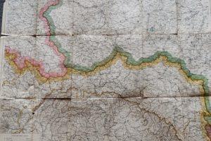 Osztrák Magyar Monarchia Oroszország Német Birodalom határ térkép