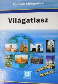 Világatlasz térkép 2002