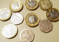 Vásárolunk angolfont fémpénzt, aprópénzt