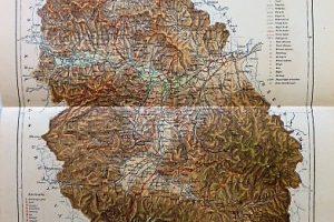 Hunyad Vármegye Térkép 1894