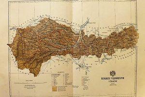 Kolozs Vármegye Térkép 1894