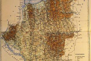 Somogy Vármegye Térkép 1897
