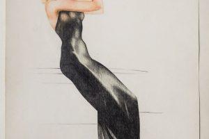 Zene festmény grafika Biczó András
