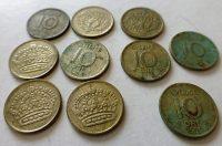 10 Öre ezüst pénzérme 1953-1961 Svédország 390 Ft/db