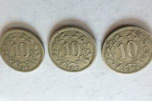 10 Heller fémpénz Ausztria 1915-16