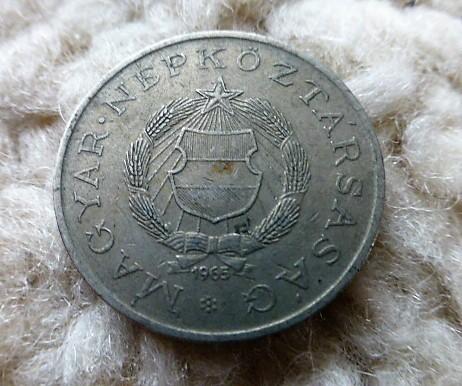 2 forint 1965 pénzérme