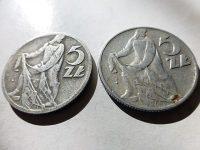 5 Zloty fémpénz érme Lengyelország 1959 1960 30 Ft