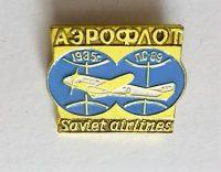 Aeoroflot légitársaság jelvény pin repülő 150 Ft