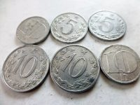 Heller fémpénz érme Csehszlovákia 10 Ft/db