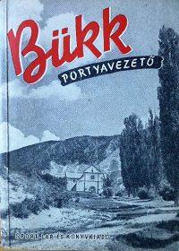 Bükk Portyavezető 1954