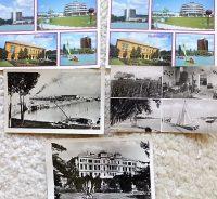 Balatonfüred Balaton  régi képeslap
