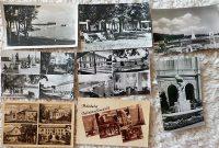 Balatonfüred Balaton  régi képeslap fekete fehér 199 Ft/db