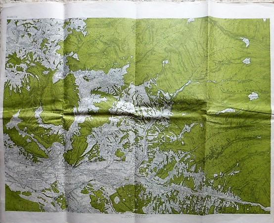 Erdély térkép 1910-20 Görgény