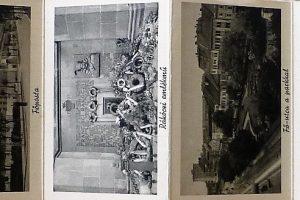 Kassa fénykép album 1930-as évek