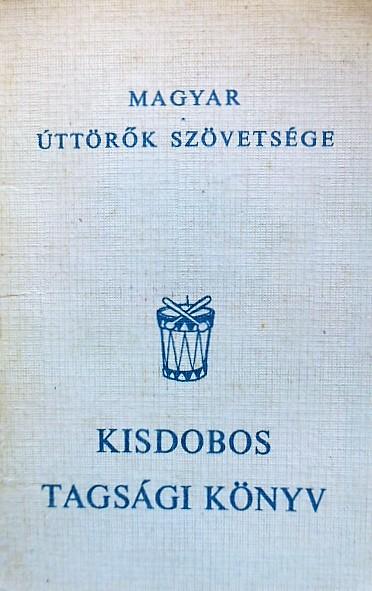 Kisdobos Tagsági Könyv