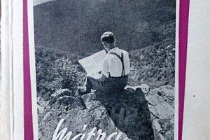 Mátra Útikalauz 1956