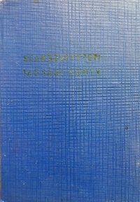 Szakszervezeti Tagsági Könyv bélyeggel