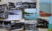 Tihany Balaton régi képeslap