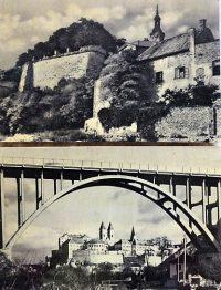 Veszprém régi képeslap