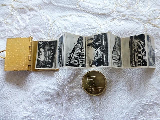 Kassa mini képeskönyv
