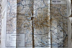 Magas Tátra térkép cca 1898