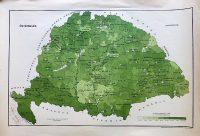 Magyarország Őstermelés térkép 1890