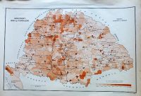 Magyarország Bányászat Ipar Forgalom 1890 térkép