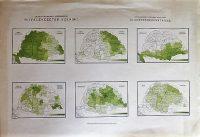 Magyarország Népessége Hitfelekezetek szerint térkép 1890