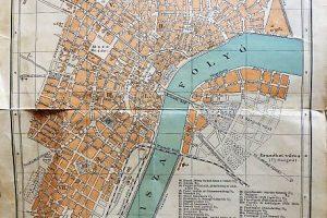 Szeged térkép 1896