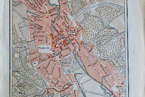 Eger térkép 1896