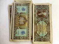 100.000 pengő 1945 papírpénz