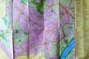 Érd Diósd Pusztazámor Sóskút Tárnok Törökbálint térkép 2002