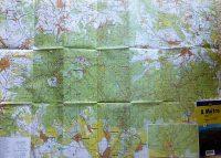 Mátra turista térkép