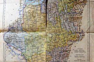 Somogy Vármegye Közigazgatási Térkép