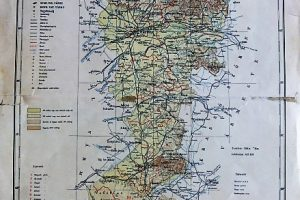Temes Vármegye régi térkép 1897