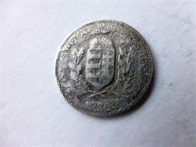 1 Pengő fémpénz érme Magyar Királyság
