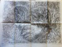 Görgényszentimre Erdély térkép 1915